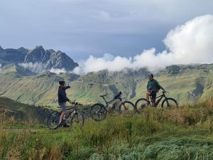 Bike-Touren im Urlaub.