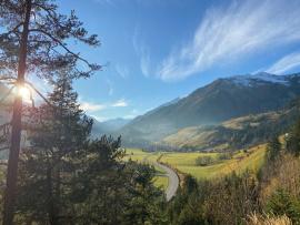 Wander-bare Herbsttage im Lechtal.