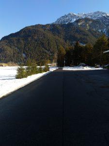 Rückweg Lechufer Parkplatz Baichlsteinrunde