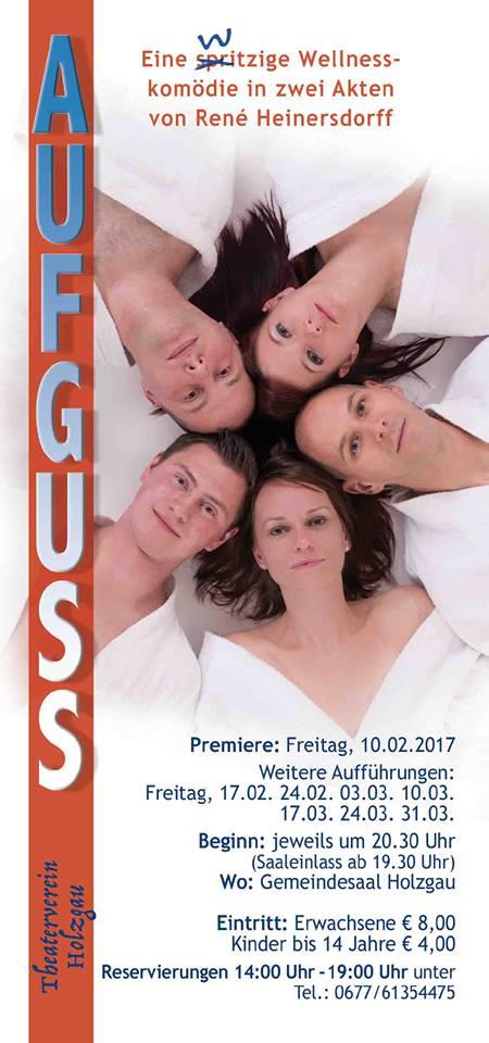 Schauspieler Theater Holzgau