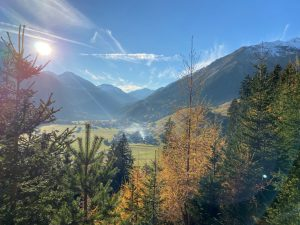 Herbststimmung im Lechtal