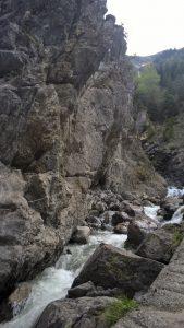 Rückweg und Abschluss Klettersteigrunde Holzgau.