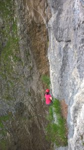 Steinbockrunde Klettersteig Holzgau
