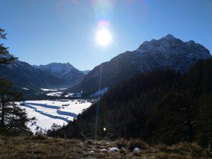 Klimmspitze Panoramabank Baichlsteinrunde