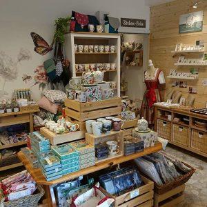 Naturhandwerk Laden mit viel Potential zum stöbern.