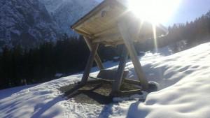 Dorfstube Holzgau feiert Valentinsschatz