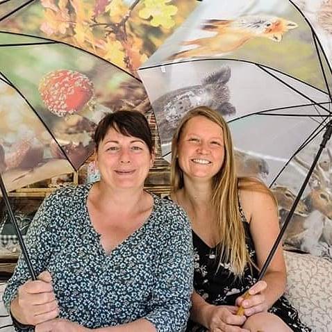 Simone und Sigrid Naturhandwerk Lechtal