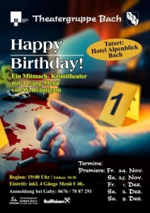 Flyer 2017 Theatergruppe Bach