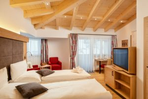 Zimmer 304 Gäste-Pension Dorfstube Lechtal.