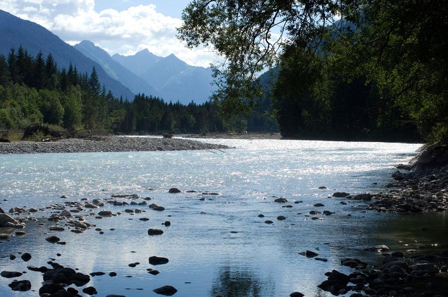 Fluss Lech