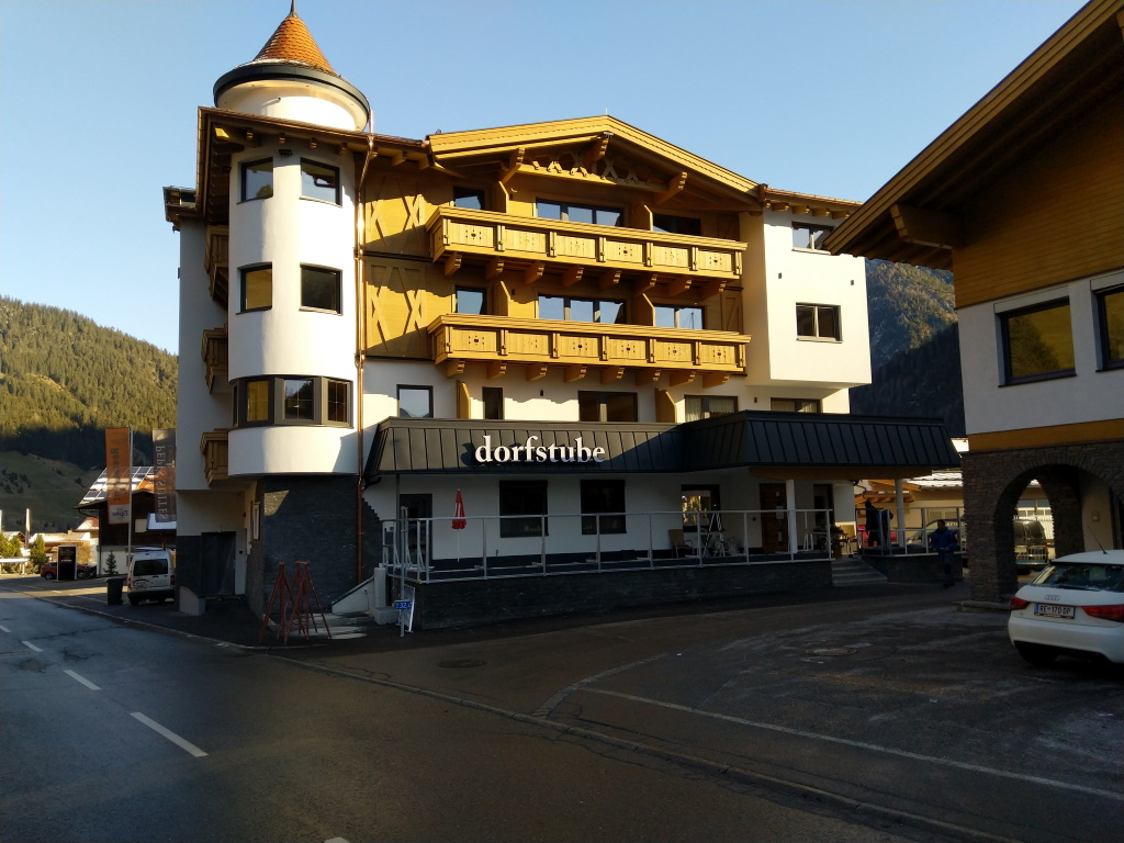 Pension Dorfstube Holzgau