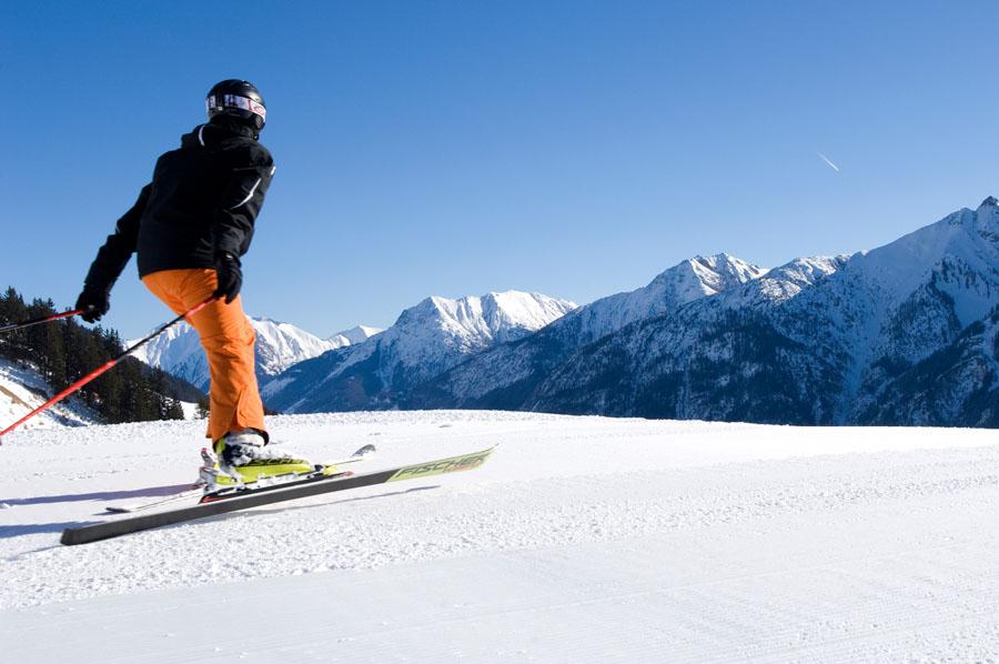 Skifaren im Lechtal