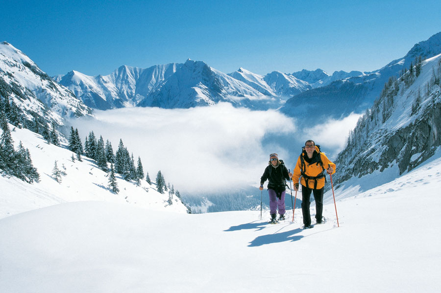 Skitours im Lechtal