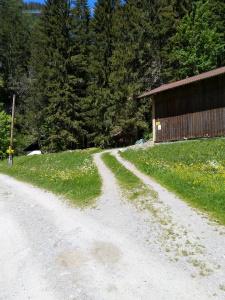 Einstieg Mühlwaldweg Holzgau